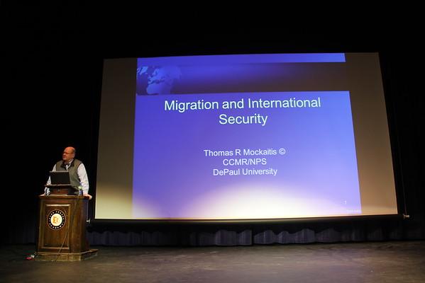 Guest Speaker Tom Mockaitis