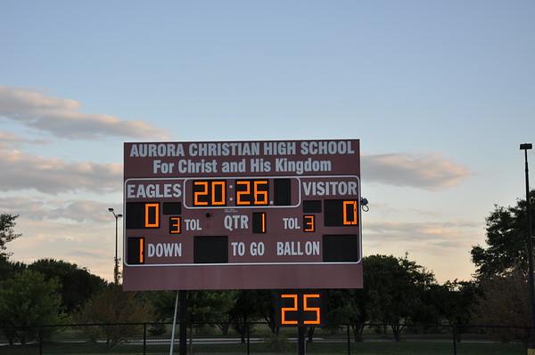 LFA vs Aurora Christian September 11, 2015