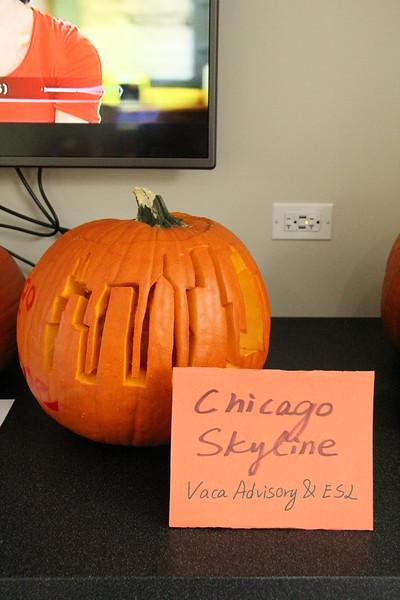 2015 Advisory Pumpkin Carving Contest