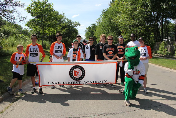 Lake Forest Days Parade