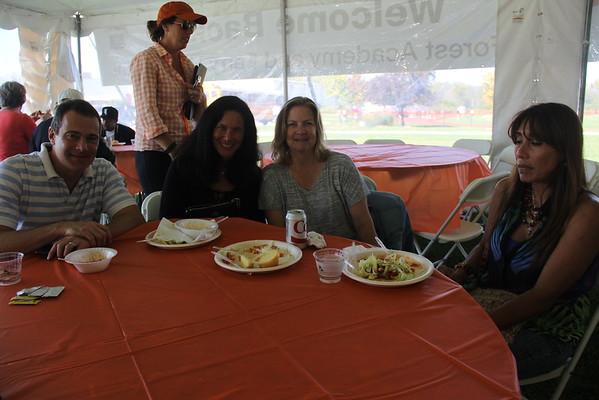 Alumni Tent 2015 Homecoming