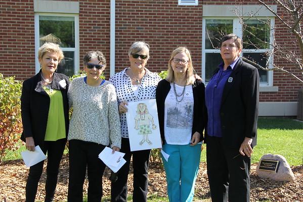 Ferry Hall Tree Dedication Ceremony
